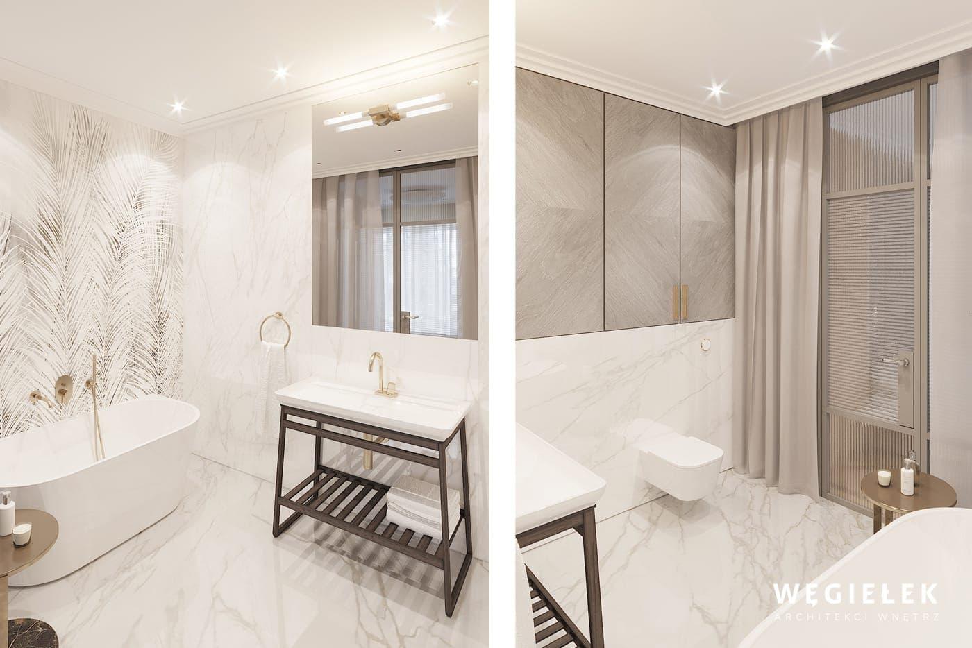 07 Topiel 18 łazienka przy sypialni statuario
