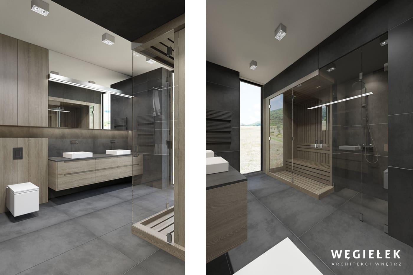 09 łazienka z sauną