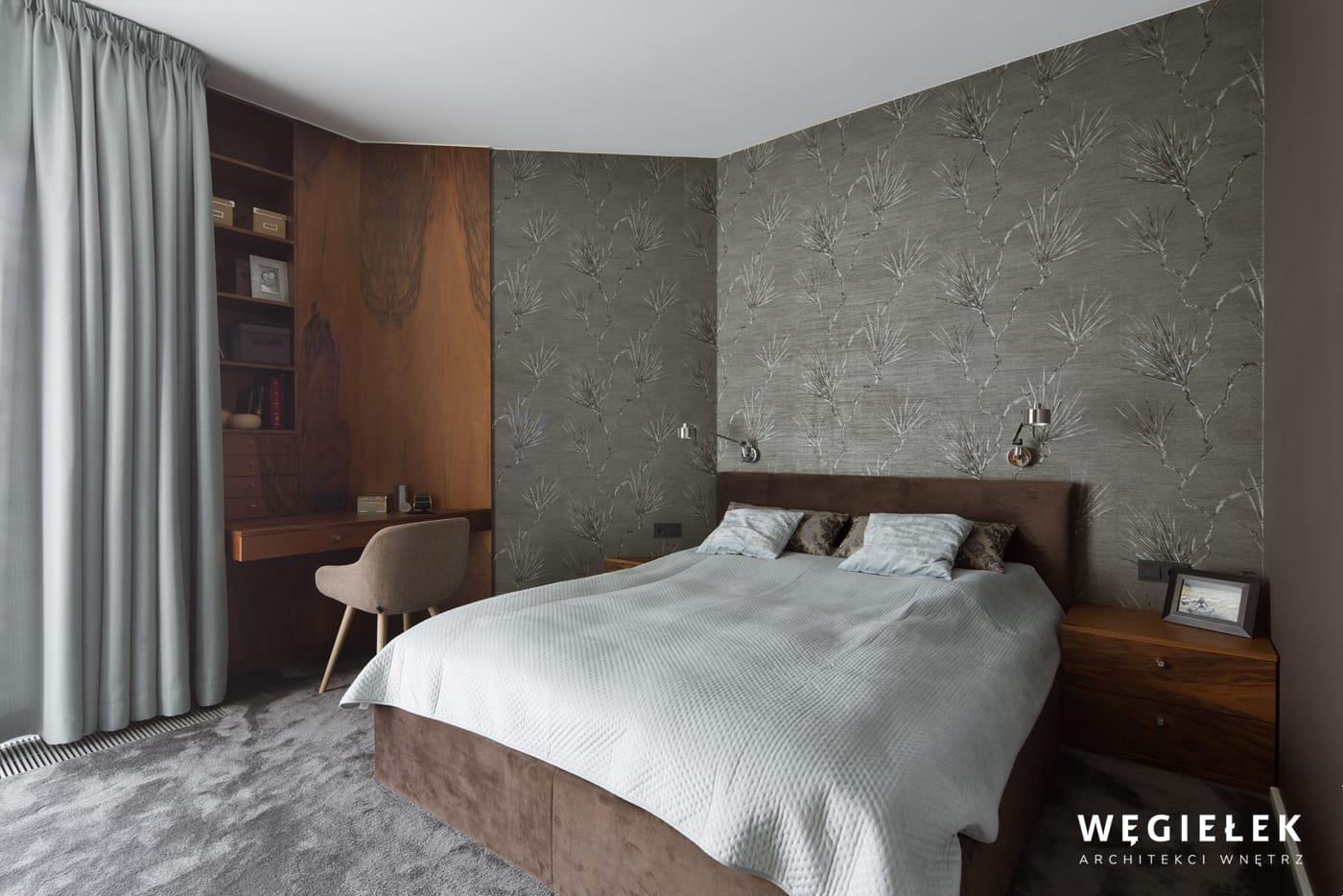 10 saska sypialnia wykładzina tapeta