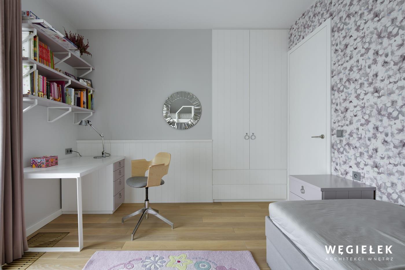 13 saska pokój dziewczynek biurko