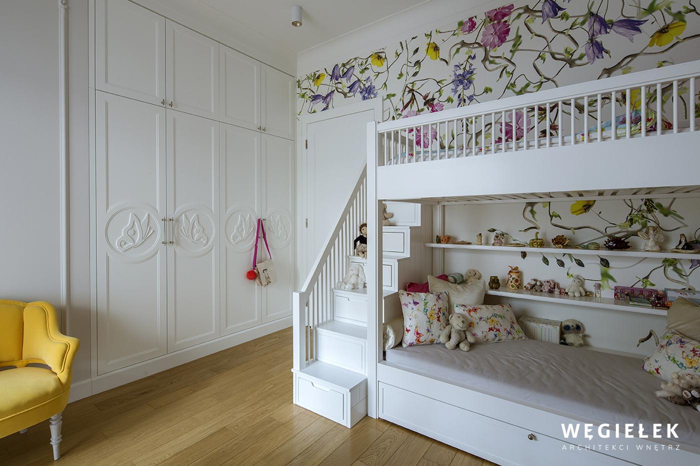 14 pokoj dzieciecy motyw motyl