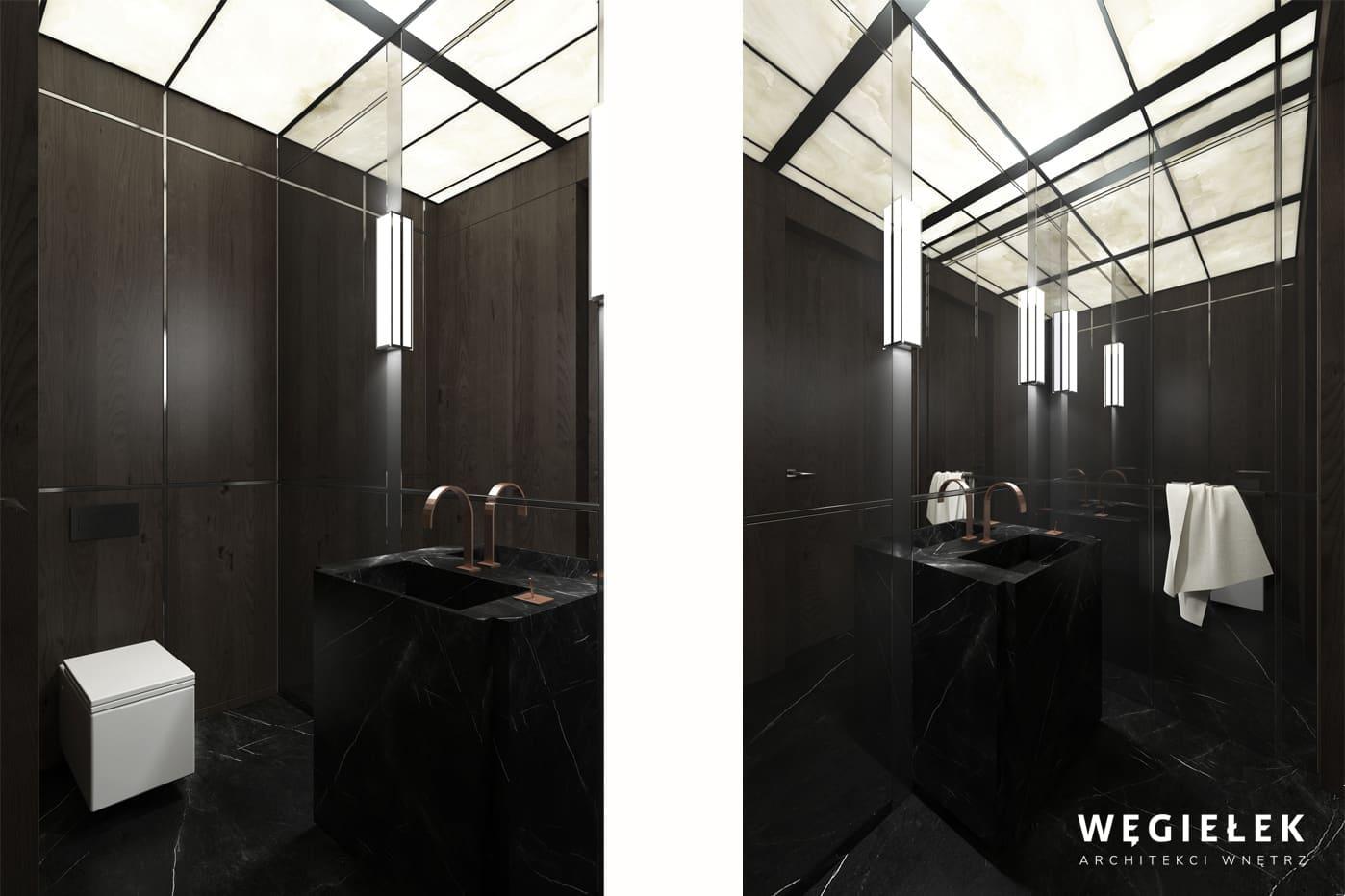 15 wc kamin sufit onyx
