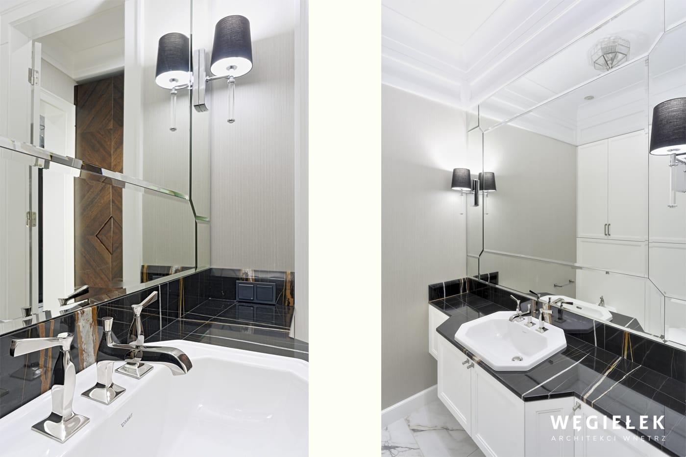 17 apartament morskie oko salon klasyczny wc gościnne