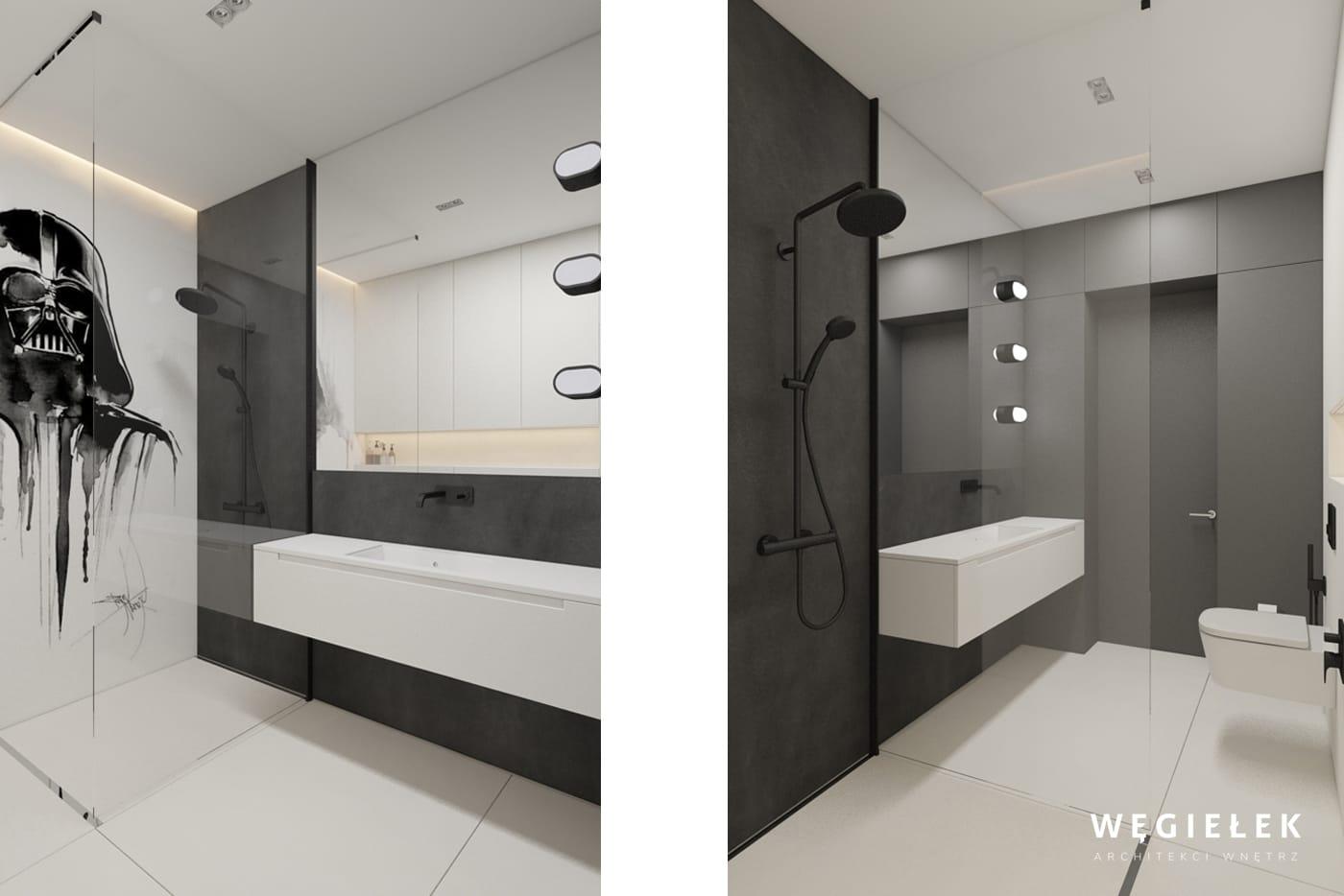 24 łazienka darth vader